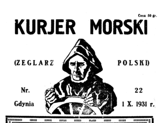 """Kurjer Morski"" (""Żeglarz Polski"")  1926-1933"