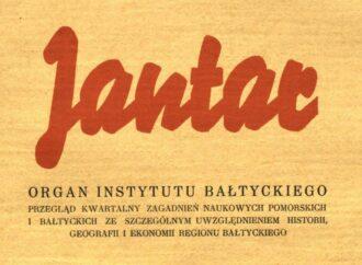 """""""Jantar""""       1937-1939"""