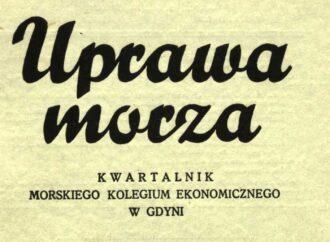"""""""Uprawa Morza""""  1938-1939"""