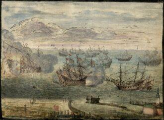 Historia. Bitwa morska pod Oliwą