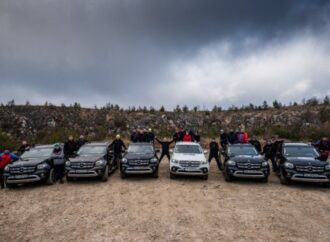 Klasa X Mercedesa