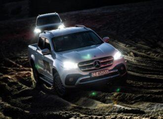 Mercedes wśród pickupów