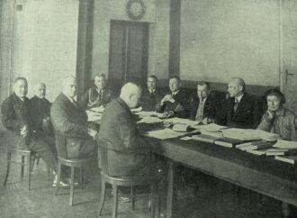 Historia. Komisja Nazewnictwa Morskiego