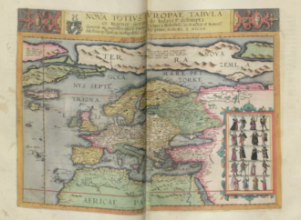 400-letni atlas udostępniony w sieci