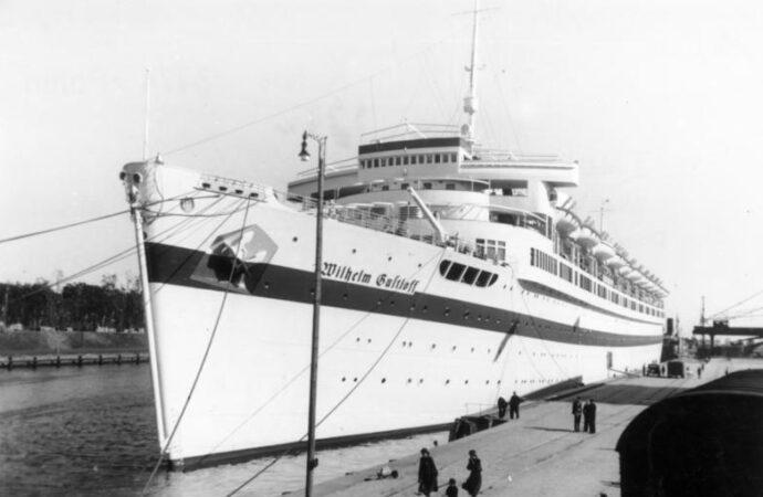 """Historia. Zagłada statku """"Wilhelm Gustloff"""""""