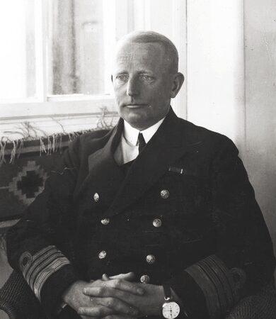Wspomnienie. Admirał Józef Unrug.