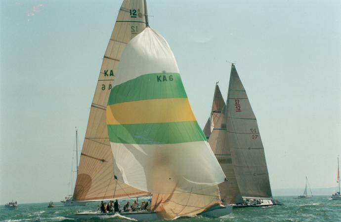 """""""Australia II"""" – najsłynniejszy jacht na świecie"""