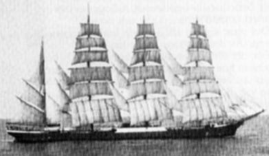 Historia. Zagłada barku Pamir