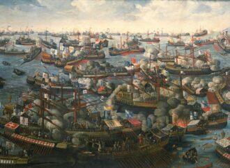 Ostatnia bitwa morska na wiosłach