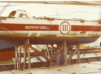 """""""Spaniel"""", powiew wielkiego żeglarskiego świata"""