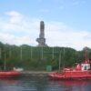 Dzieje pomnika na Westerplatte